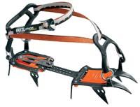Petzl Irvis Crampons Mountain Tools